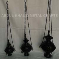 Iron Hanging Incense Burner