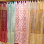 Curtains Exporters