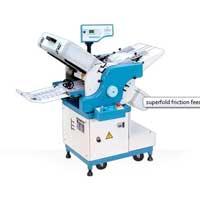 Friction Feed Folding Machine (XP-BF412)