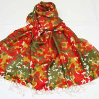 Silk Printed shawls latest design