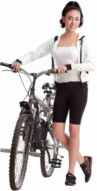 Ladies Cycling Short 01