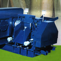 Gear Box Type Sugarcane Crusher