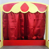 Table Top Puppet Theater 02