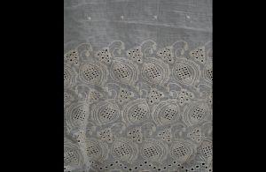 Schiffli Embroidered Palazzo Fabrics