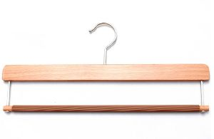 Wooden Throw Hanger