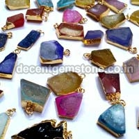 Agate Stone Pendants