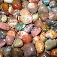 Fancy Jasper Tumbled Stones