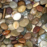 Flat Polished Pebbles