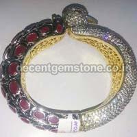Gemstone Bangles 03