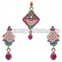 Gemstone Earrings 02