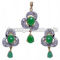Gemstone Earrings 04