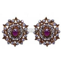 Gemstone Earrings 06