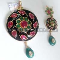 Gemstone Earrings 11