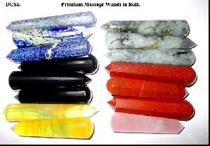 Gemstone Massage Wands 01