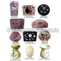 Soap Stone Items