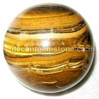 Tiger Eye Spheres