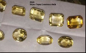 Yellow Topaz Gemstone