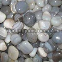 Zama Agate Tumbled Stones
