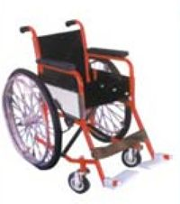 INVALID WHEEL FOLDING CHAIR