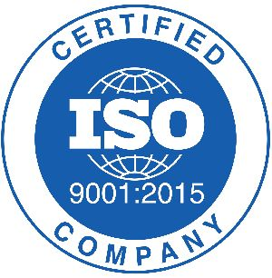ISO 9001:2015 Certification