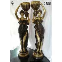 Brass European Figures 01