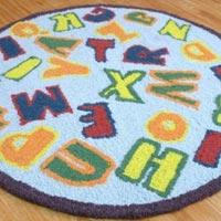 Alphabetic Kids Rug