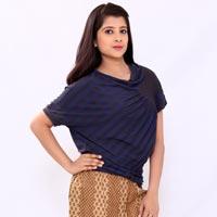 Cotton Jodhpur Plazo Khaki