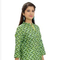 Design No. Fs-523-Lahreiya-Green