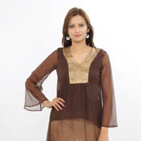Design No. T-1077-Brown