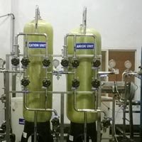 Demineralized Water System (MT - DWS - 04)