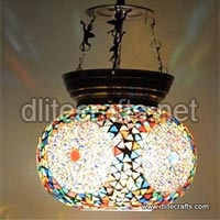 Color Glass Mosaic Hanging