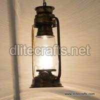 Glass Clear Lantern