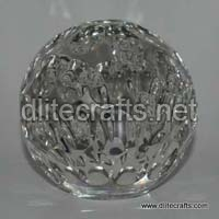 Glass Clear  Paper Weight