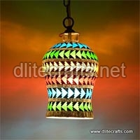 Glass Color Multi Hanging