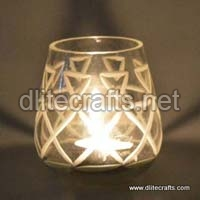 Glass Cutting Votive