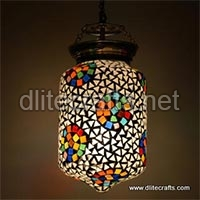 Glass Mosaic Color Hanging
