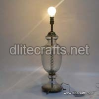 Oil Glass Table Lamp