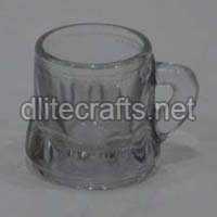 Small Glass Tea Cup