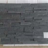 Lime Black 5 Line Slate Stone