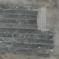 N Green 10 Lines Slate Stone