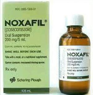 Noxafil Oral Suspensions