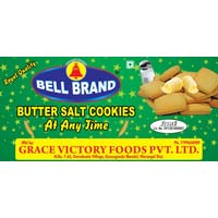 Butter Salt Cookies
