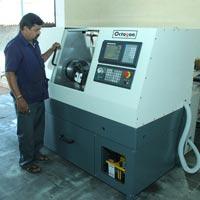 PVC Pipe Threading CNC Lathe Machine 02
