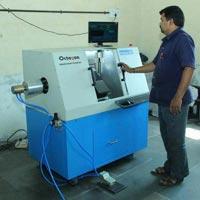 Small Parts Making CNC Lathe Machine