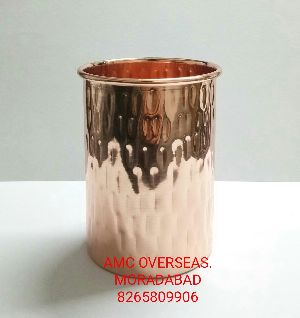 Copper Drinking Glass 03