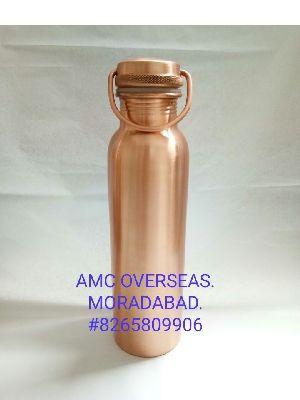 Copper Water Bottle 01