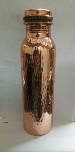 Copper Water Bottle 04