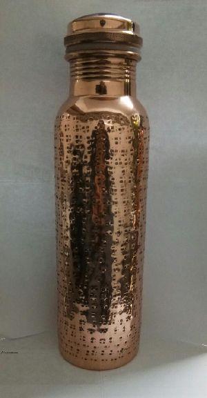 Copper Water Bottle 05