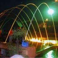 Jumping Jet Fountains