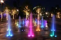 RGB Fountain Lights
